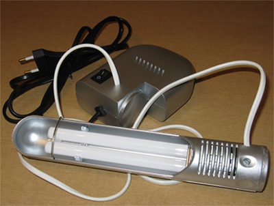 Лампа UVBNB-311nm от псориаза с упаковкой