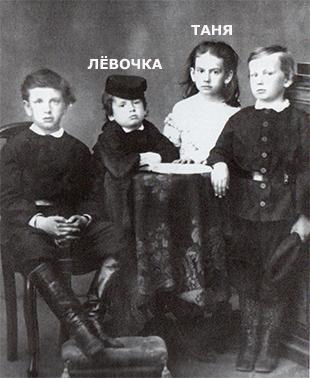 Третий сын Толстого в 6 лет выделялся среди старших детей