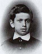 Третий сын Толстого в 9 лет