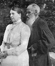 Граф Лев Толстой удовлетворял жену до 73 лет