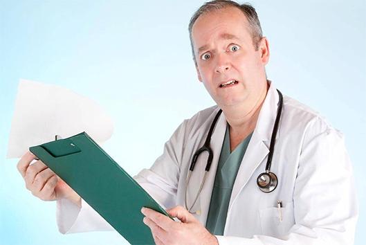 Злой врач